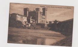 VIGNOLA (MO), Castello Principe Buoncompagni E Ponte Muratori  - F.p. - Anni '1930 - Modena