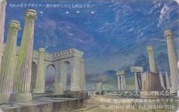 Télécarte Japon / 110-173567  - GRECE - GREECE Related Japan Phonecard - Site 67 - Paysages