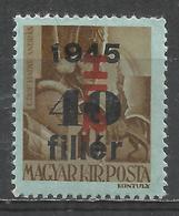 Hungary 1946. Scott #805 (M) Count Andrew Hadik * - Hongrie