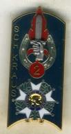 Insigne Promo 151é ENSOA,legion,  Sch KRAUS___balme - Armée De Terre