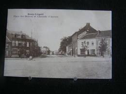 R-188 / Limbourg Leopoldsburg, Bourg-Léopold - Place Des Princes Et Chaussée D'Anvers / Circulé 1934 - Leopoldsburg