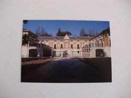 Postcard Postal Spain Madrid Aranjuez Casa Del Labrador Fachada Principal Por Juan De Villanueva E Isidro G. Velázquez - Madrid