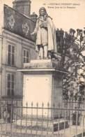 02 - CHATEAU-THIERRY - Statue Jean De La Fontaine - Chateau Thierry