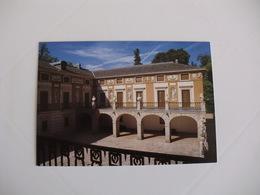 Postcard Postal Spain Madrid Aranjuez Casa Del Labrador El Patio Desde La Terraza De La Sala De Billar - Madrid