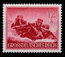 3. REICH 1944 Nr 879y Postfrisch X6ED686 - Allemagne