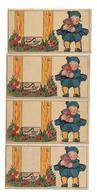 Farine Salvy 1 Enfant Lot De 4 Cartes - Publicités
