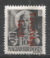Hungary 1946. Scott #812 (M) Virgin Mary, Patroness Of Hungary * - Hongrie
