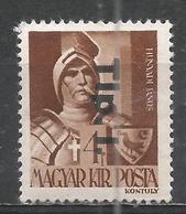 Hungary 1946. Scott #813 (M) Jànos Hunyadi * - Hongrie