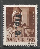Hungary 1946. Scott #814 (M) Jànos Hunyadi * - Hongrie