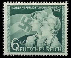 DEUTSCHES REICH 1943 Nr 843 Postfrisch X87C5BA - Allemagne