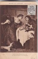 SUBLEYRAS, PIERRE. LE FAUCON. ND PHOT. OBLITERE 1908 LILLE - BLEUP - Paintings
