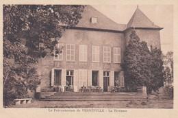 57----VERNEVILLE--le Préventorium De VERNEVILLE--la Terrasse---voir 2 Scans - Otros Municipios