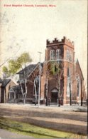 Wyoming Laramie First Baptist Church - Laramie