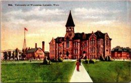 Wyoming Laramie University Of Wyoming - Laramie