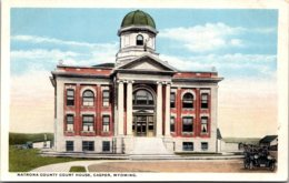 Wyoming Casper Natrona County Court House