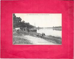 PODENSAC - 33 - Les Bords De La Garonne - BES3/SAL1 - - Francia