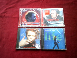 COLLECTION DE 4 CD ALBUM  DE SIMPLY RED - Musique & Instruments