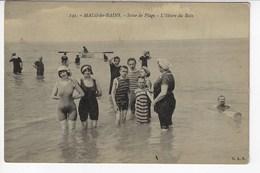 59 - MALO Les BAINS - Scène De Plage - L'Heure Du Bain - Animée (Y84) - Malo Les Bains