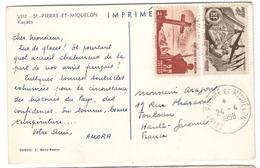 15907 - Publicitaire AMORA - St.Pierre Et Miquelon