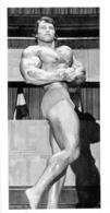 PHOTO HOMME EN MAILLOT DE BAIN CULTURISME CULTURISTE 9.50 X 18.50 CM - Sports