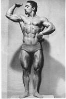 PHOTO HOMME EN MAILLOT DE BAIN CULTURISME CULTURISTE 8.50 X 12.50 CM - Sports