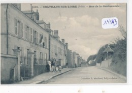 CPA -19392-45-Chatillon Sur Loire -Les Tanneries   Envoi Gratuit - Chatillon Sur Loire
