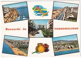 Recuerdo De Torremolinos  - (Malaga, Espana) - Waterski - Malaga