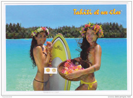 Polynésie Française / Tahiti - Filles Des Mers Du Sud - 1610 - French Polynesia