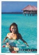 Polynésie Française / Bora Bora - Vahine - CP117 - Tahiti
