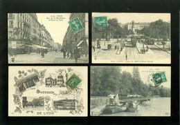 Beau Lot De 20 Cartes Postales De France  Rhône  Lyon   Mooi Lot Van 20 Postkaarten Van Frankrijk ( 69 )  - 20 Scans - Cartes Postales