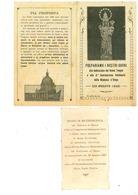 BIELLA BIELLESE OROPA SANTINI INCORONAZIONE 1920 - Biella