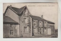 CPSM MERCY LE HAUT (Meurthe Et Moselle) - La Maison Du Président Albert Lebrun - Frankreich