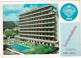 Torremolinos - Hotel 'Carlos I' - (Costa Del Sol,Espana) - Swimming-pool / Piscine - Malaga