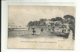Var - Cpa La Seyne-sur-Mer, Courses à Lagoubran, Thème, Hippodrome ,  Animées ( Tous Frais + 1,40 ) - La Seyne-sur-Mer