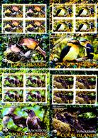 Cook 1224 / 27 Protection De La Nature / Oiseaux De L'île De Suwanow / WWF - W.W.F.