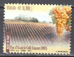 Italy 2014 - Mi.3738 - Used - Gestempelt - 2011-...: Usati
