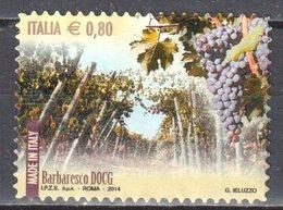 Italy 2014 - Mi.3735 - Used - Gestempelt - 6. 1946-.. Repubblica