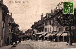 SUISSE - CHENE BOURG LA RUE - Suisse