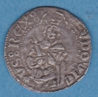 Hardi  Louis XI Créé En 1467 Poids 1,73 G Diametre 23mm - 1461-1483 Louis XI Le Prudent