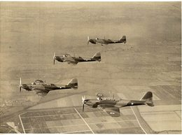 FAIREY BATTLE  BELGIAN   +-  20 * 16 CM BRISTOL - Aviación