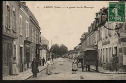 45, Ladon, La Grande Rue De Montargis - Autres Communes