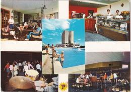 Torremolinos - Hotel 'Pontinental' - Interior -  (Costa Del Sol,Espana) - Swimming-pool / Piscine - Malaga