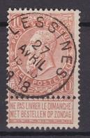 N° 57 LESSINES - 1893-1900 Fine Barbe