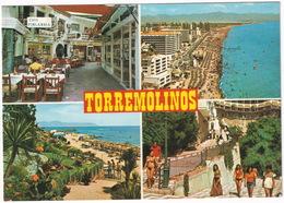 Torremolinos - Vistas Diversas - 'Casa Finlandia' -  (Costa Del Sol,Espana) - Malaga