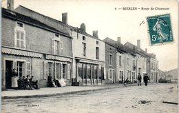 52 - BIESLES --  Route De Chaumont - Autres Communes
