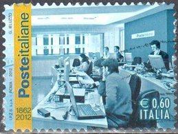 Italy 2012 - Mi.3535 - Used - Gestempelt - 6. 1946-.. Repubblica