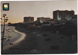 Torremolinos-Benalmadena - Playa Fuente De La Salud. Nocturna - Hotel 'Triton' -  (Costa Del Sol,Espana) - Malaga