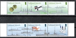Falkland Islands 2004 90th Anniv Of The Battle Of The Falklands MNH CV £22.00 - Falkland Islands