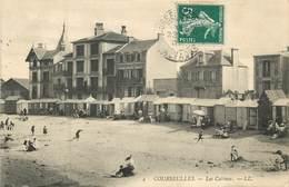 14 Calvados : Courseulles  Les Cabines     Réf 6021 - Courseulles-sur-Mer