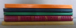 World Collection In 5 Stockbooks Used/gebruikt/oblitere - Collections (en Albums)